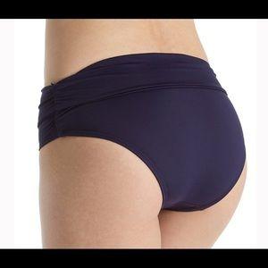 b5910891e02 Anne Cole Signature Convertible Navy Bikini Bottom